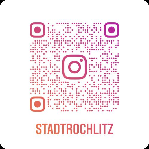 QR-Code Instagram StadtRochlitz