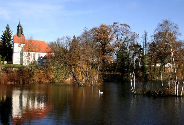 Kirche Königsfeld