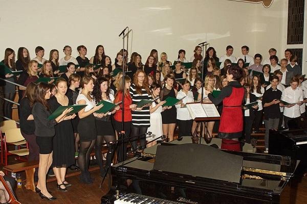Chor des Johann-Mathesius-Gymnasiums