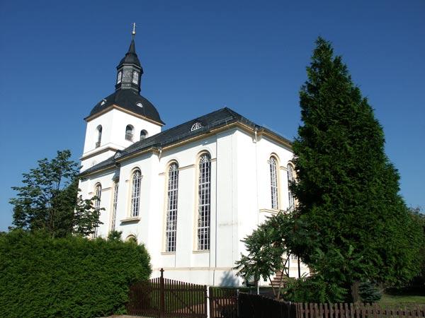 Kirche Zettlitz