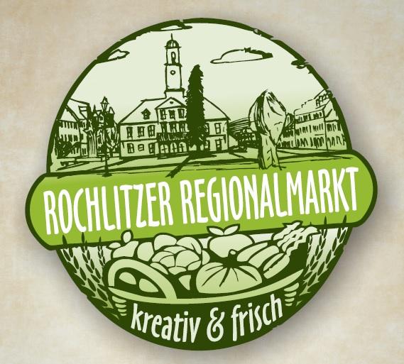 Button Rochlitzer Regionalmarkt - kreativ und frisch