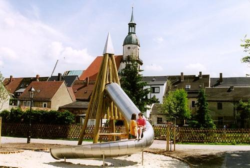 Spielplatz Bahnhofstraße