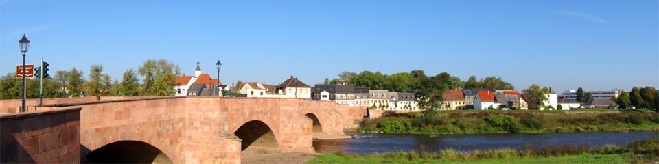 Porphyrbrücke über die Mulde