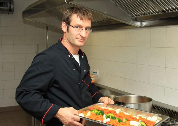 Vorbereitung Catering